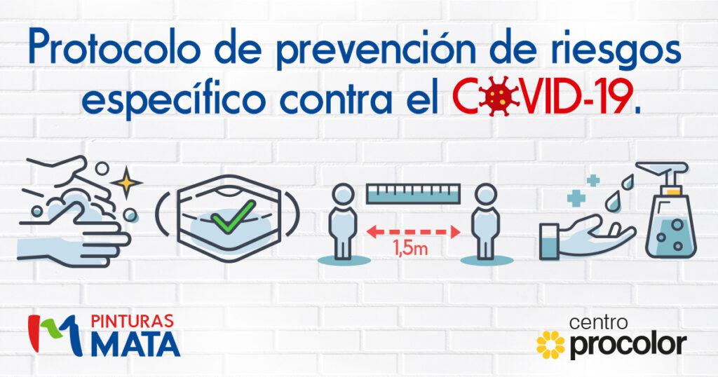 Prevención de riesgos COVID-19